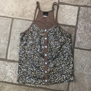 Sequin Tank Top by DayTrip